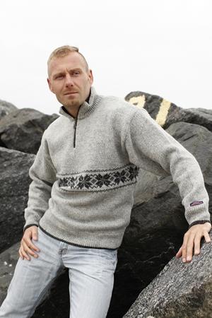 Norweger pullover von norwool aus reiner neuer wolle gjestal for Norweger strickmuster