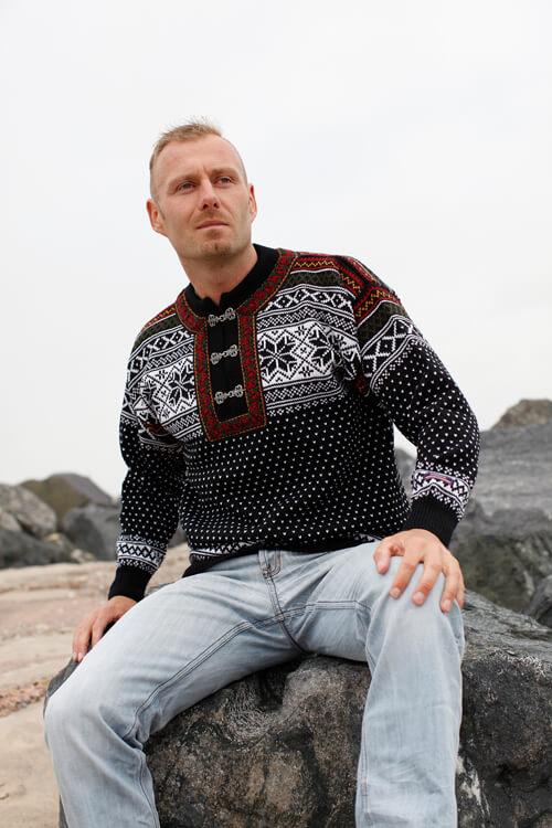 Windbreaker Sweater